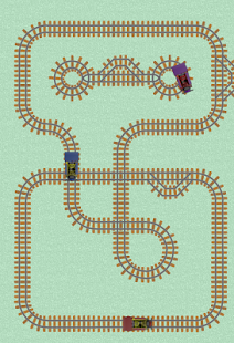 Rail Maze: Train Puzzler | Android