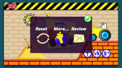 Скриншот Трактора мира пазлы