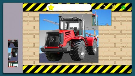 Трактора мира пазлы | Android