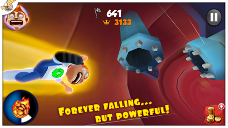 Super Falling Fred | Android
