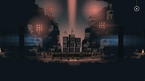 Скриншот Superbrothers Sword & Sworcery