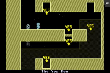 Скриншот VVVVVV
