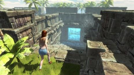 Скриншот Adventure Tombs Of Eden