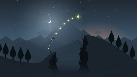 Скриншот Alto's Adventure