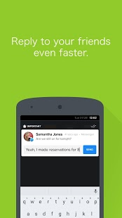 Snowball - Smart Notifications | Android