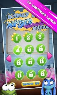 Скриншот Bouncy Bill Monster Smasher Edition