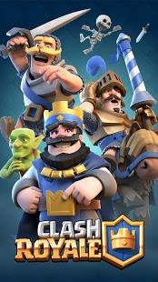 Poster Clash Royale