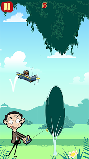 Скриншот Mr Bean™ – Flying Teddy