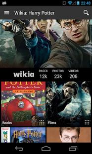 Викия: Гарри Поттер | Android