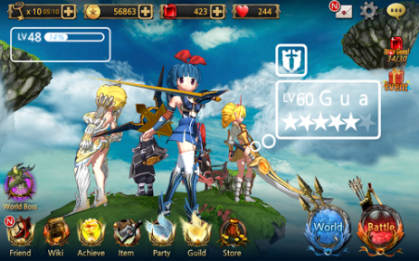 Fantasia Heroes | Android