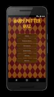 Скриншот Fan quiz for Harry Potter