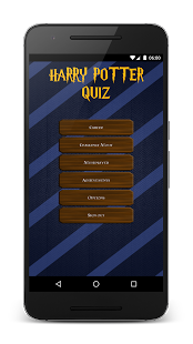 Fan quiz for Harry Potter | Android