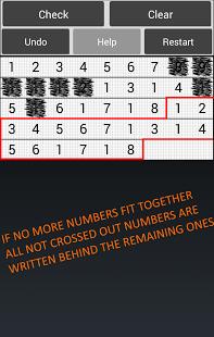 Скриншот Numbers Game – Numberama