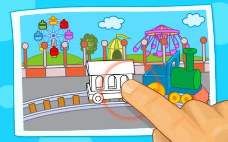 Игры для детей: раскраска | Android
