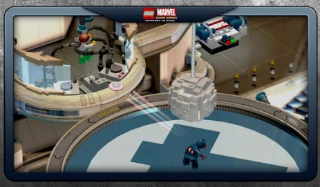 Скриншот LEGO® Marvel Super Heroes