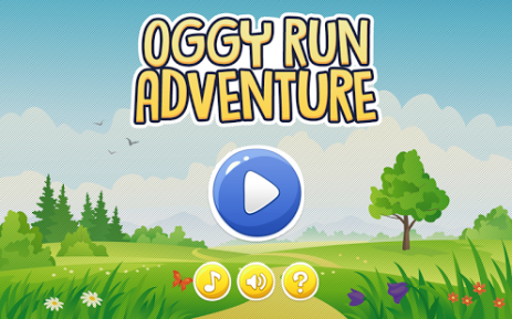 Скриншот Oggi Run Adventure