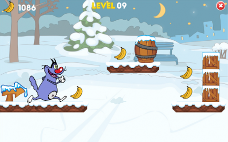 Oggi Run Adventure | Android