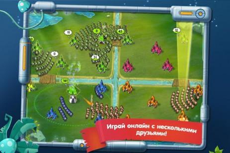 Война Грибов: В Космос! | Android