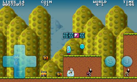 Скриншот Super Androix