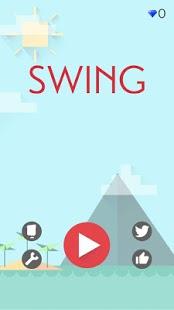 Скриншот Swing