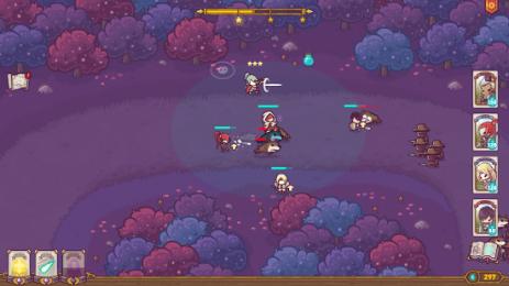 Скриншот Tiny Guardians