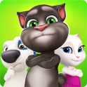 Talking Tom: Bubble Shutter android