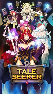Tale Seeker | Android