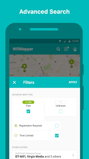 WifiMapper - Free Wifi Map | Android
