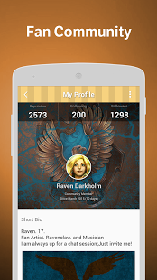 9 3/4 Amino for Harry Potter | Android