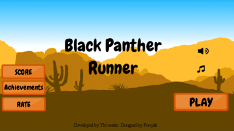 Black Panther Runner | Android