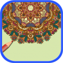 ColorGram-Adult Coloring Book - icon