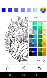 Free Coloring Book For Adults | Android