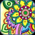 «Мандала — книжка-раскраска» на Андроид