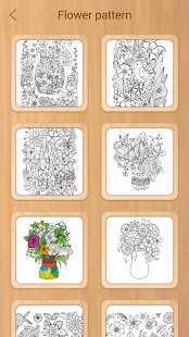 Screenshot Of Coloring Book For Family