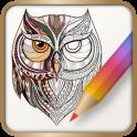 «Colorfit Книжка-раскраска — » на Андроид