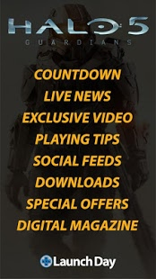 Скриншот LaunchDay – Halo 5