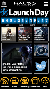 LaunchDay - Halo 5 | Android