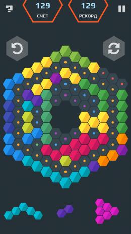 Гекса Мания Пазл | Android