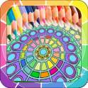 «Coloring Books for Adults lite» на Андроид