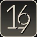 16/9 - icon
