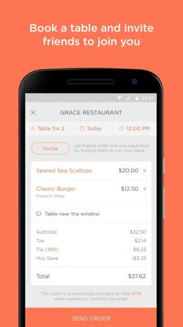 Allset - Restaurant Ordering | Android