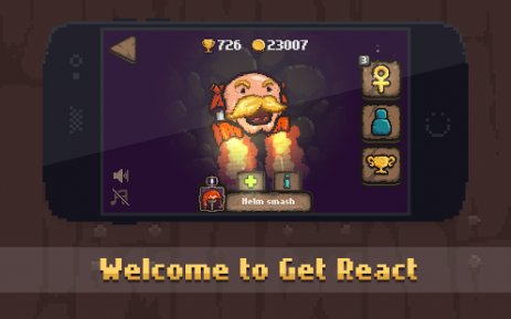 Скриншот Get React