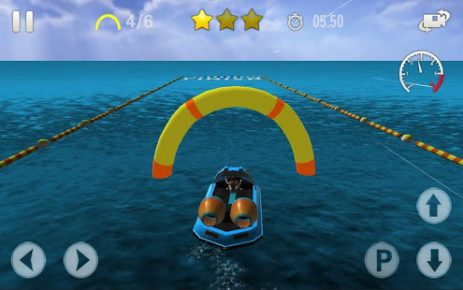 Modern Hovercraft Racing 2015 | Android