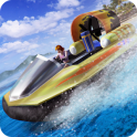 Modern Hovercraft Racing 2015 - icon