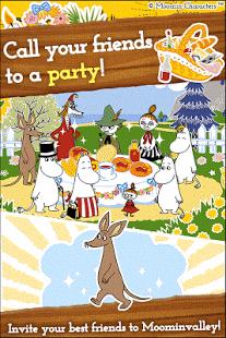Скриншот MOOMIN Welcome to Moominvalley
