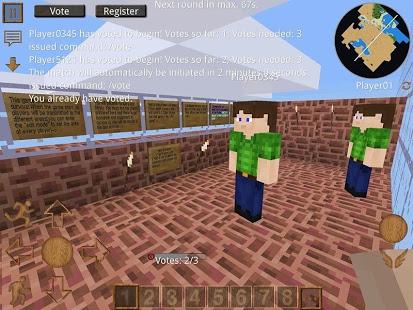 Скриншот Starve Game