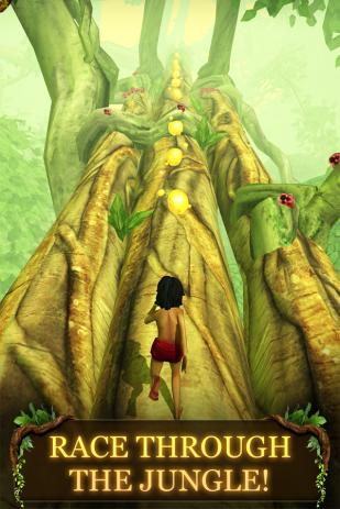 Скриншот The Jungle Book: Mowgli's Run