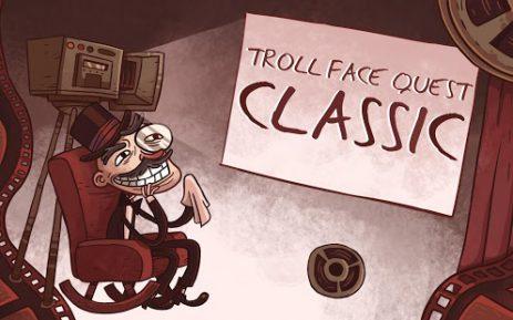 Скриншот Troll Face Quest Classic