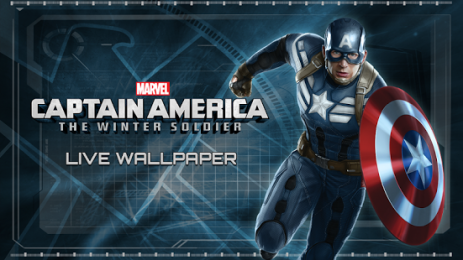 Captain America: TWS Live WP | Android