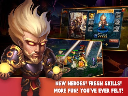 Heroes Charge | Android